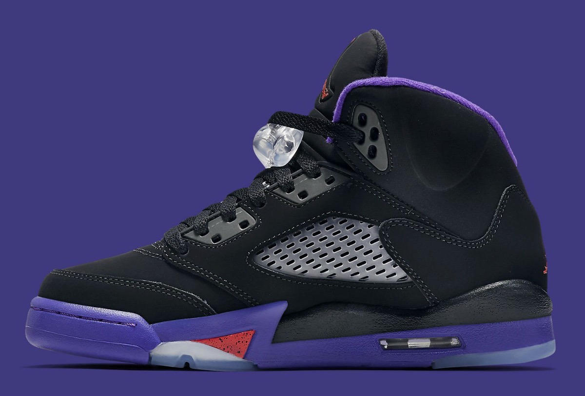 sneakers for cheap bd7d3 eb345 Tênis Air Jordan 5 Gg Retro Raptors - Sneakers Jordan Nike