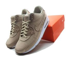 Nike Air Max 1 Essential Shoes For Men Dark Blue White TTG6a