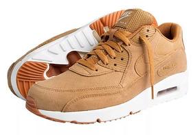 11f272f252 Lucas Lucco Ténis Nike Air Max Masculino - Nike Marrom claro no ...