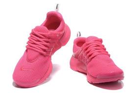 2d08a109d2f Nike Air Presto Rosa - Nike no Mercado Livre Brasil