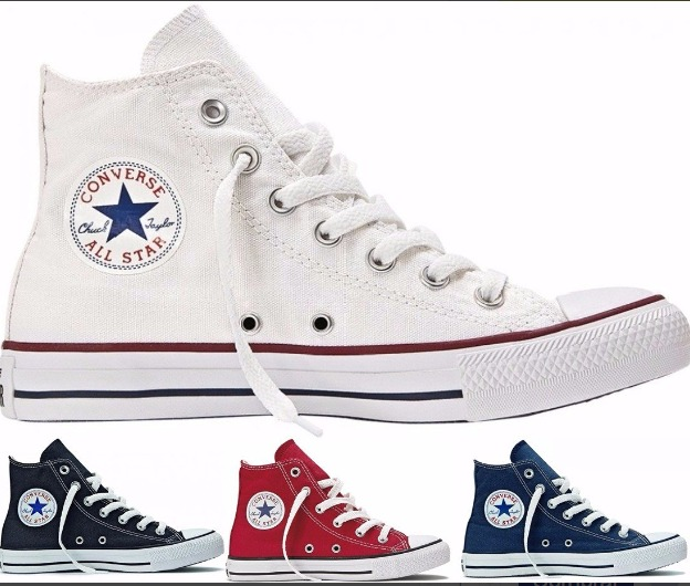 a9a7a910bc Tênis All Star Converse Ct As Core Hi - Cano Alto Médio - R  108