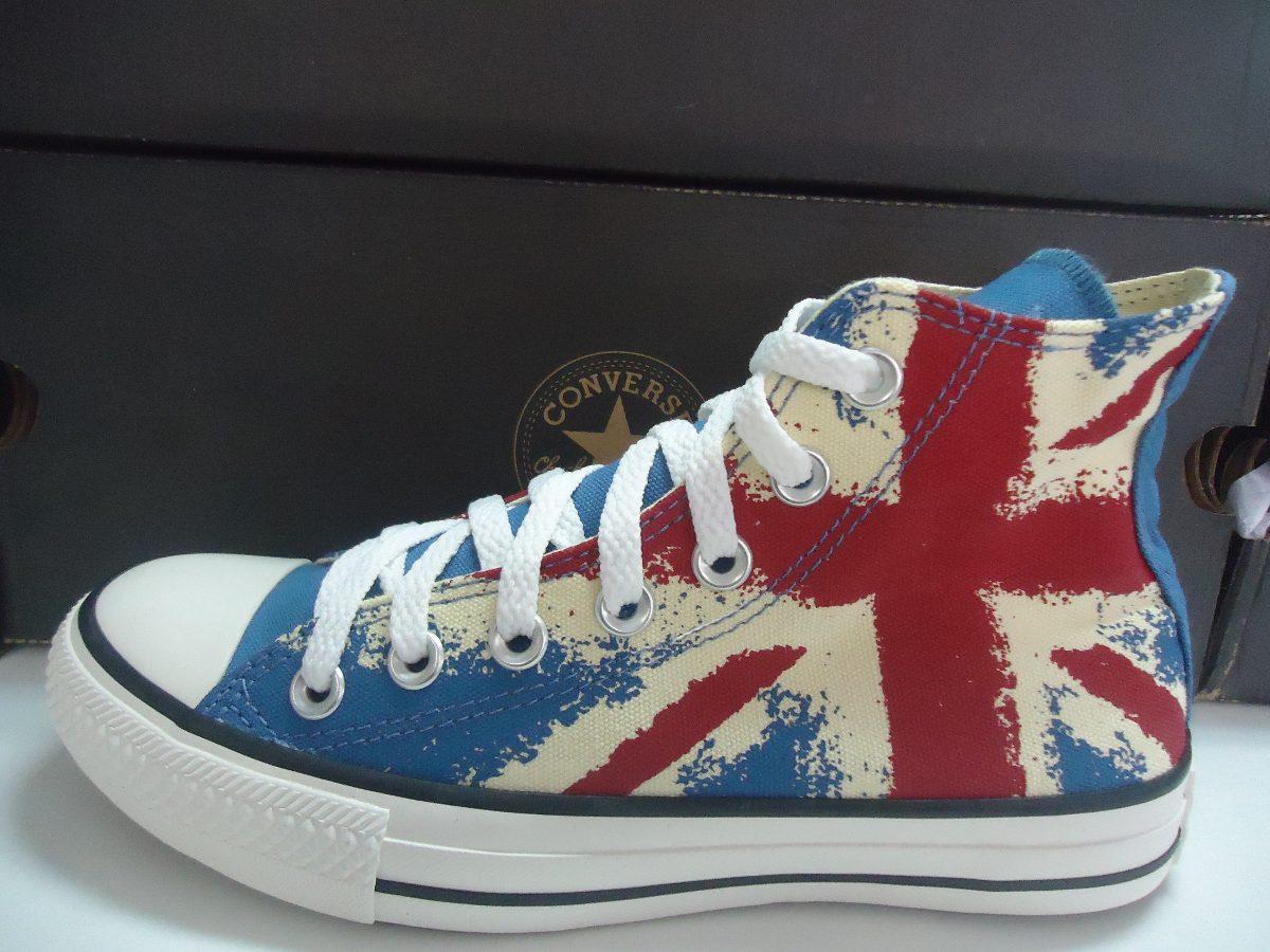 1c20510b617 Tênis All Star Converse England Hi Ct 1470 001 ( Original )