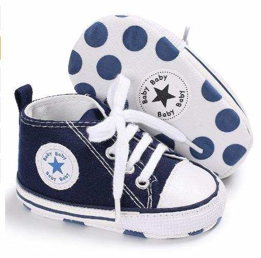 5630f2fa54 Tênis All Star Converse Infantil Sapatinho Bebê Promoção 001 - R  73 ...