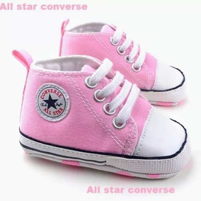 62a129213f Tênis All Star Converse Infantil Unissex Sapatinho Bebê