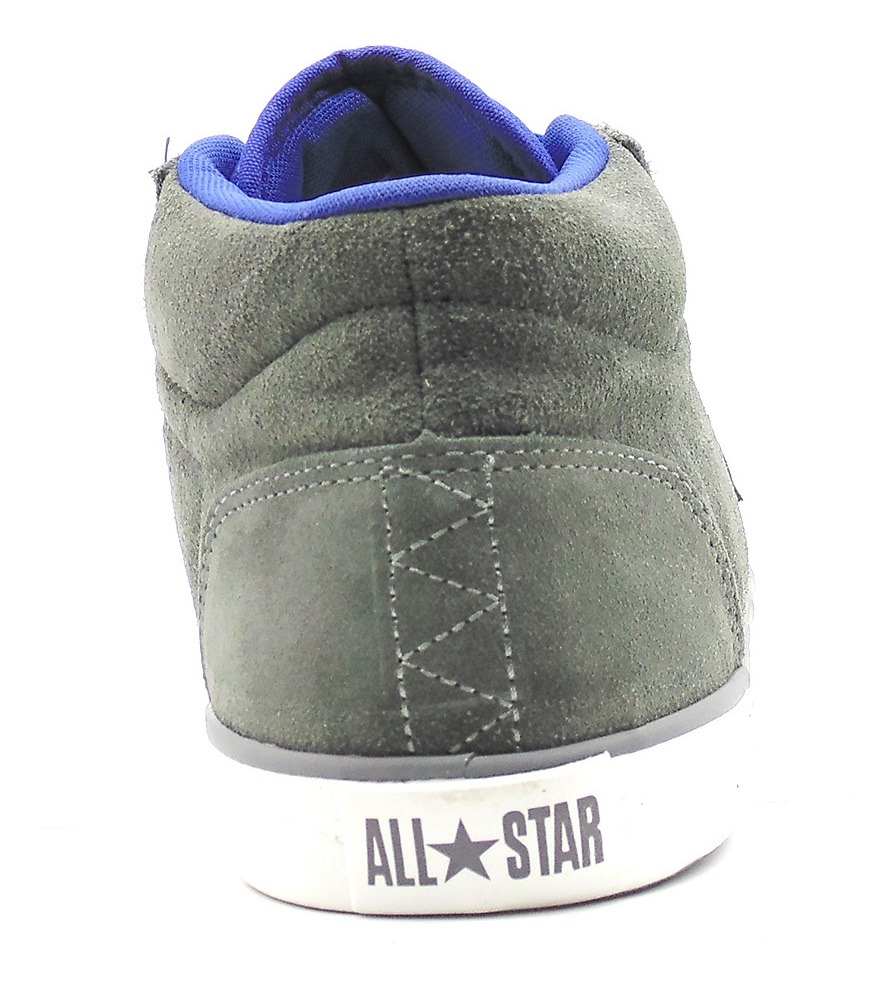 Tênis All Star Wells Mid Grafite L67e