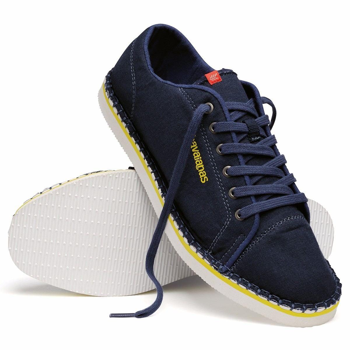d957dd759 tênis alpargatas havaianas sneaker casual layers - original. Carregando  zoom.