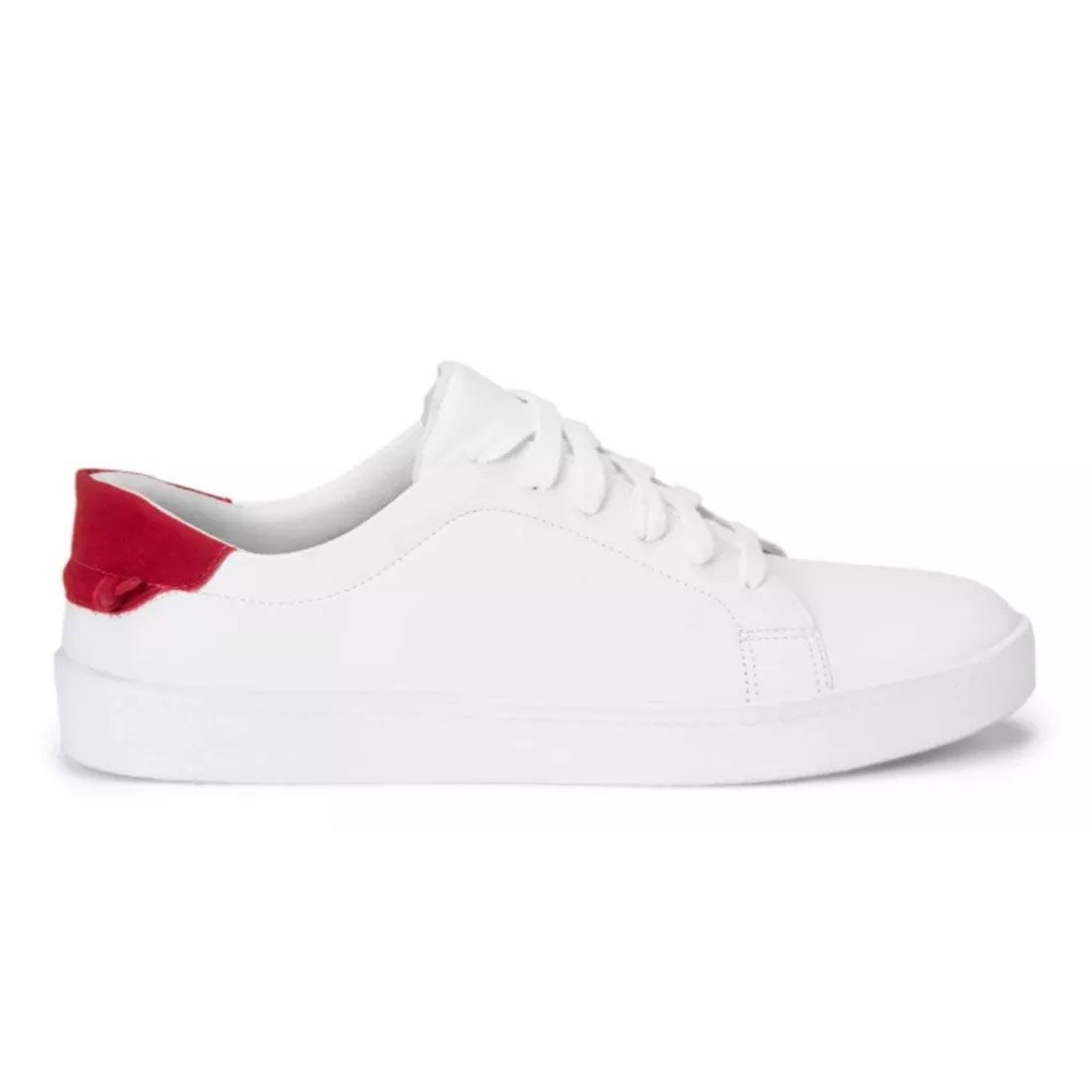 8451520eae tênis amaro recorte colorido vermelho   branco n 38. Carregando zoom.