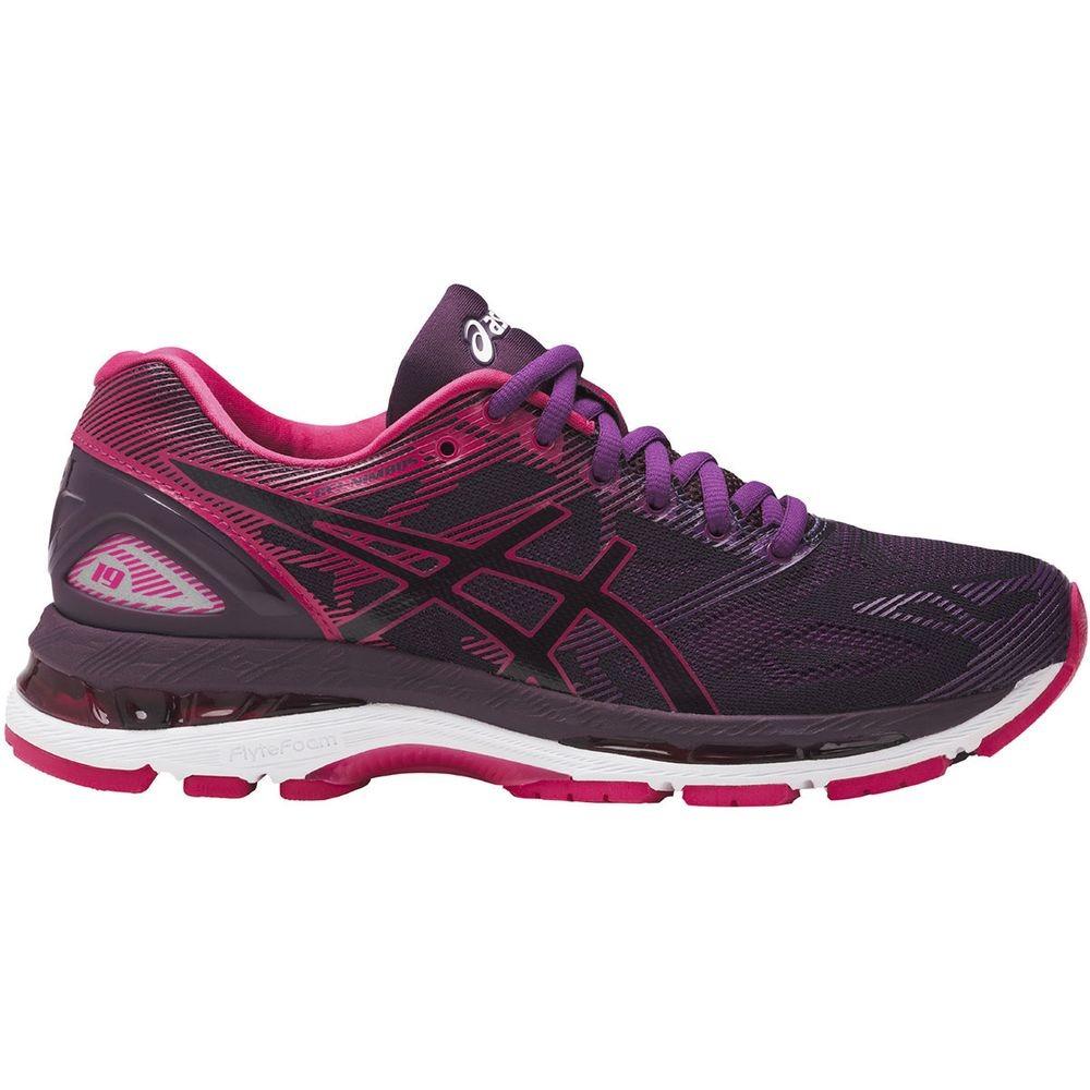 04da9179c03 Tênis Asics Gel Nimbus 19 - Feminino - Roxo pink - R  699