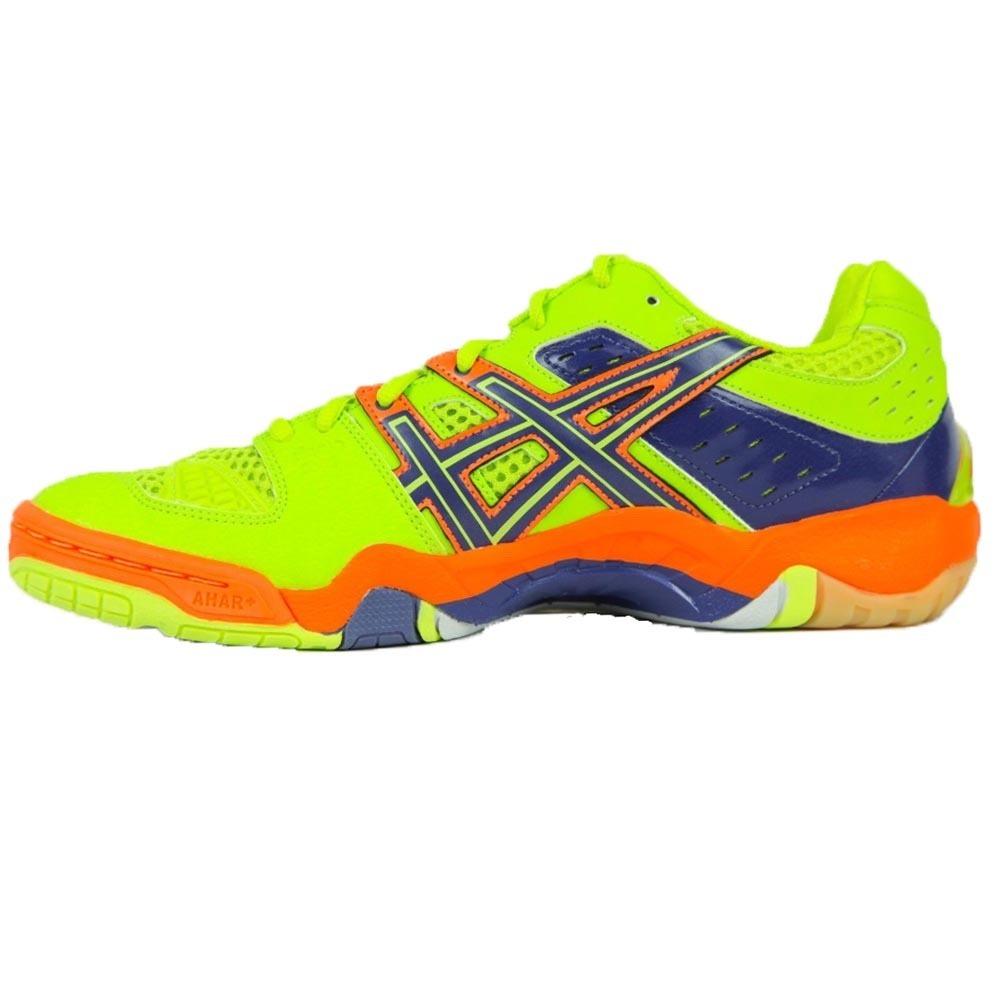 Tênis Asics Gel Blast 5 E329n-0550 Handebol Voleibol Indoor - R  299 ... 2010864ba464d