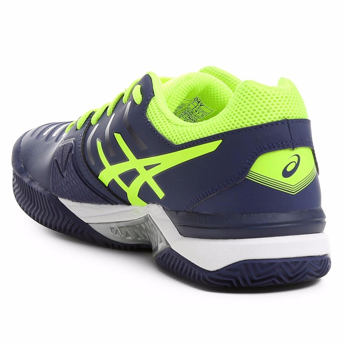 tênis asics gel challenger 11 clay. Carregando zoom. 644e93b681b57