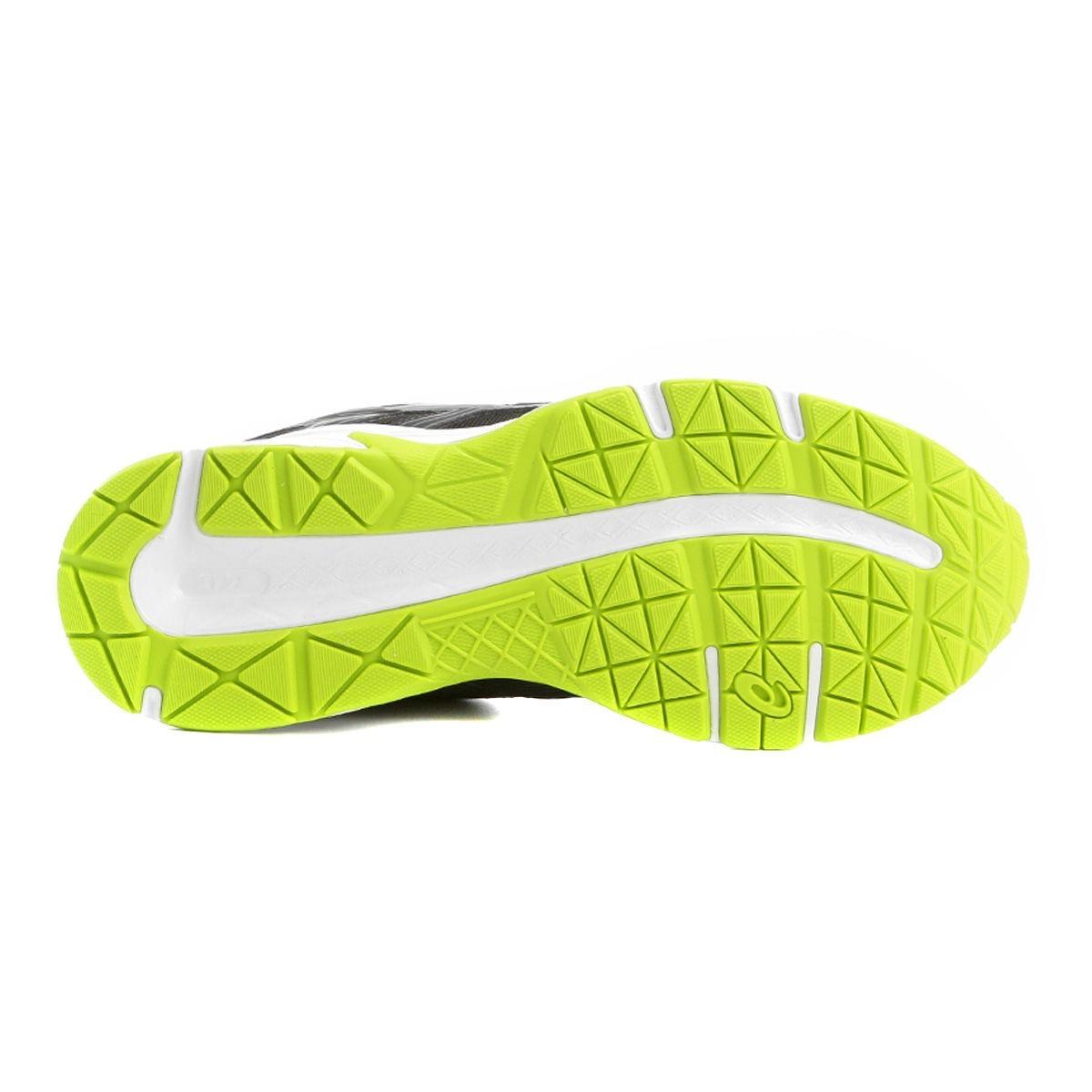 ... tênis asics gel contend 4 a - preto e verde - promoção. Carregando zoom. d49e878eb2b81