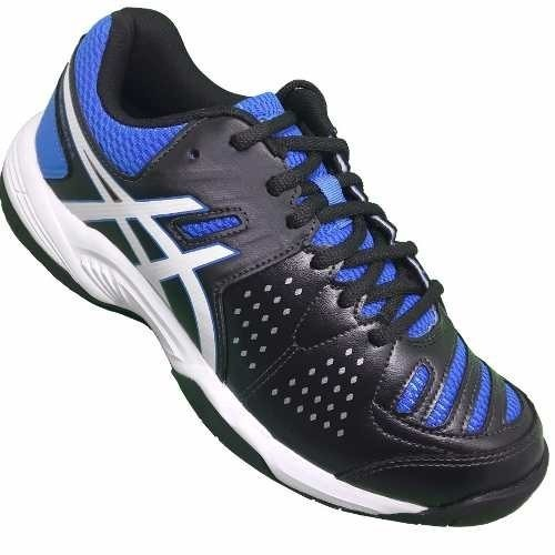 b362ff1122b0f Tênis Asics Gel Dedicate 4a Tennis Volei Futsal Squash - R  199