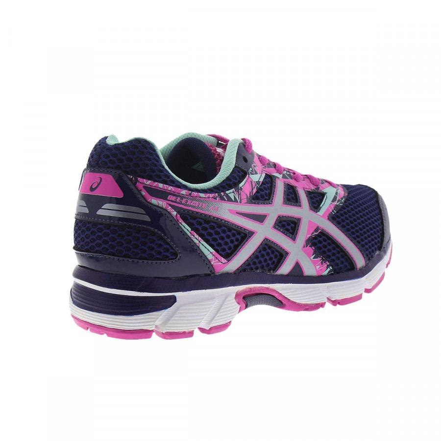 768a5ee09f tênis asics gel excite 4 a feminino - running - azul marinho. Carregando  zoom.