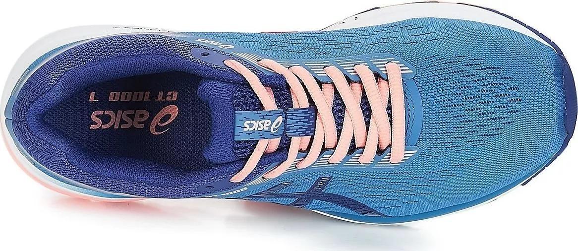 tênis asics gel feminino gt-1000 7 original nf lindo. Carregando zoom. f87019e7f86ac