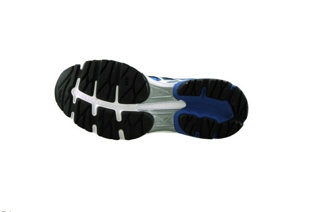 9d6451a59 Tênis Asics Gel Flux 4 Masculino T024a Azul cinza verd - R  399