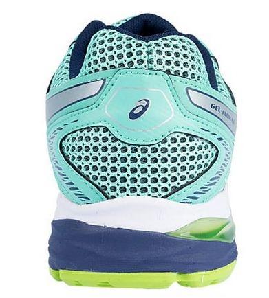 tênis asics gel flux 4 running corrida original