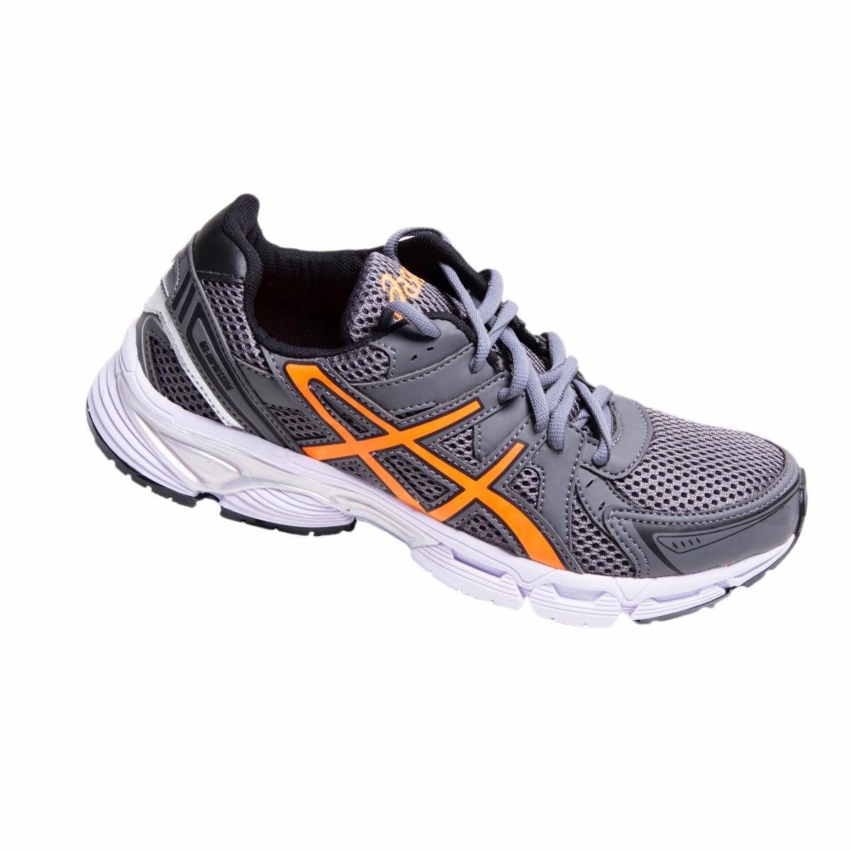 tênis asics gel impression caminhada confortável academia. Carregando zoom. 6403351630acb