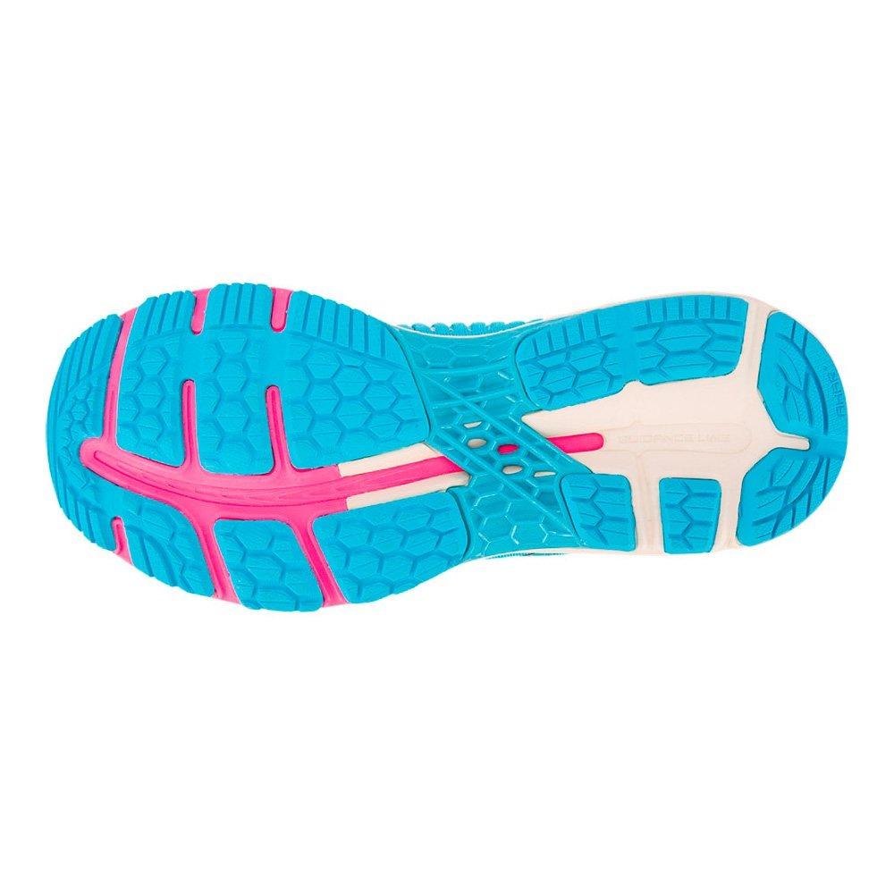 106972e3d6d tênis asics gel kayano 25 feminino - azul claro e rosa. Carregando zoom.