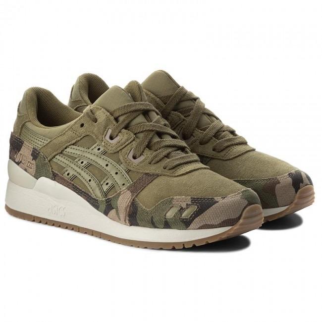 Tênis Asics Gel Lyte Iii Camo Casual Sneakers Marceloshoes - R  398 ... 33f9f930b40b3