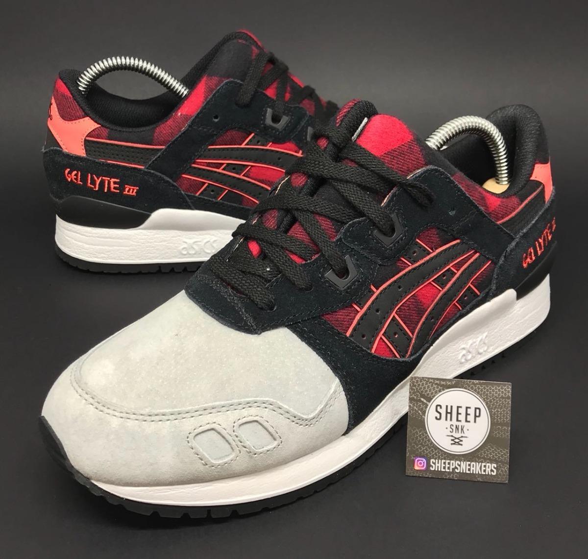 88c1f67ea6711 tênis asics gel lyte iii original runner retro estilo. Carregando zoom.