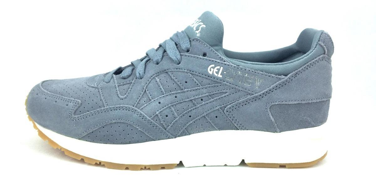 66287ed450 tênis asics gel lyte v stone grey. Carregando zoom.