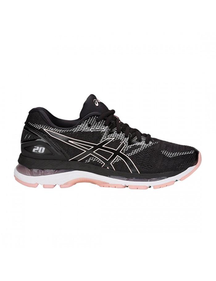tênis asics gel nimbus 20 feminino - preto rosa. Carregando zoom. 33a2986ac2470