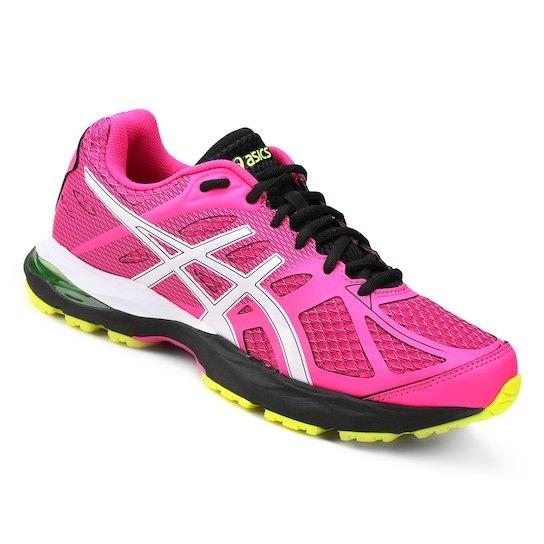 Tênis Asics Gel Pulse Feminino Pink Ou Lilás- Frete Gtatis - R  199 ... 3a6926bd0abbf