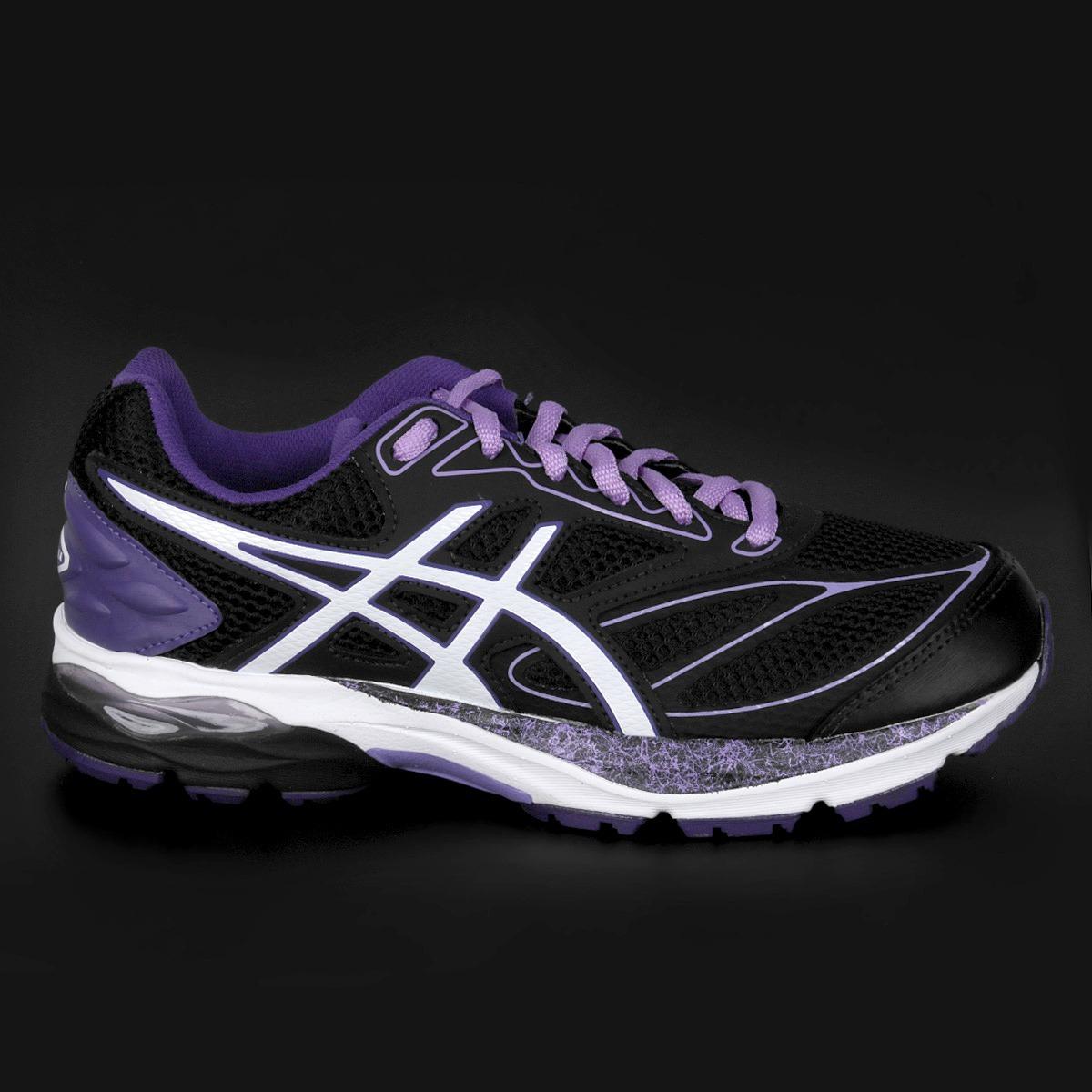 e468b238685 tênis asics gel pulse feminino preto e lilás- frete gtatis. Carregando zoom.