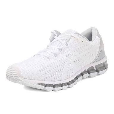 low cost 8c92c 329d4 Tênis Asics Gel Quantum 360 Shift Branco! Pronta Entrega