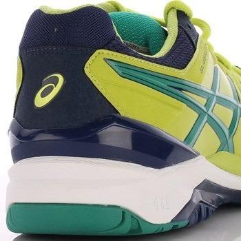 tênis asics gel resolution 6 all court masculino novo