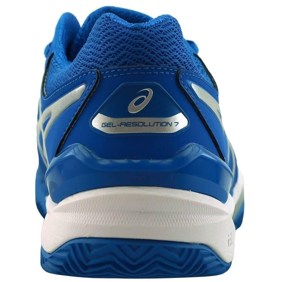 tênis asics gel resolution 7 clay azul. Carregando zoom. d48a9a4af54cc