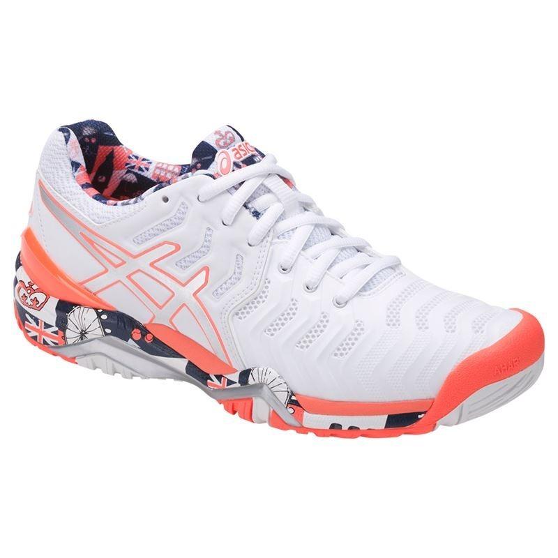 tênis asics gel resolution 7 feminino limited edition london. Carregando  zoom. 544743c49dca4