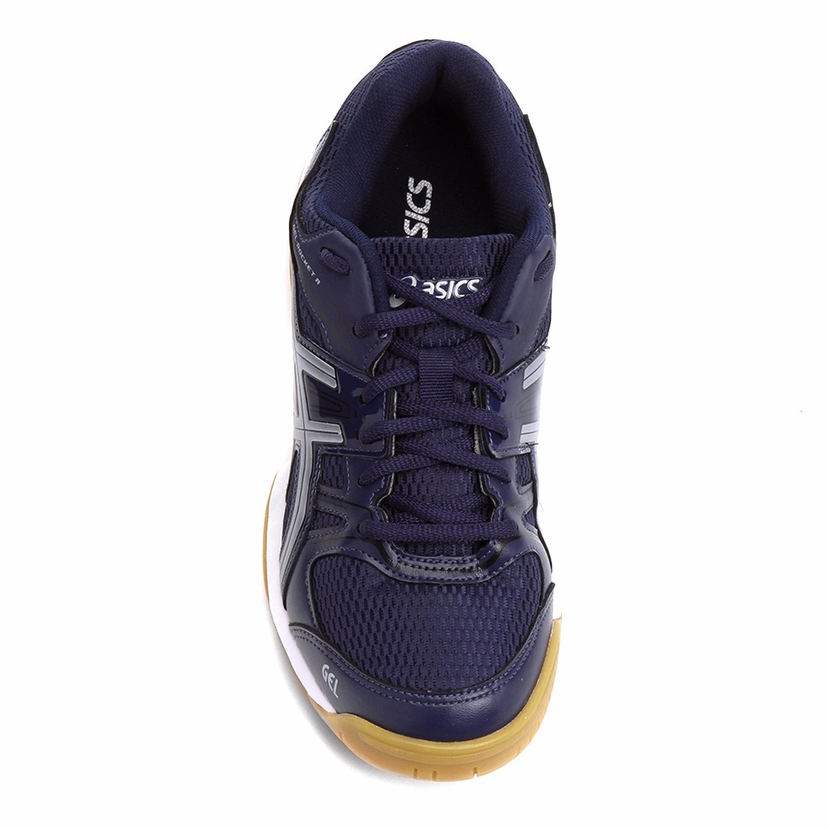 tênis asics gel rocket 7a - futsal   handebol   voleibol. Carregando zoom. 6034e6beb6190