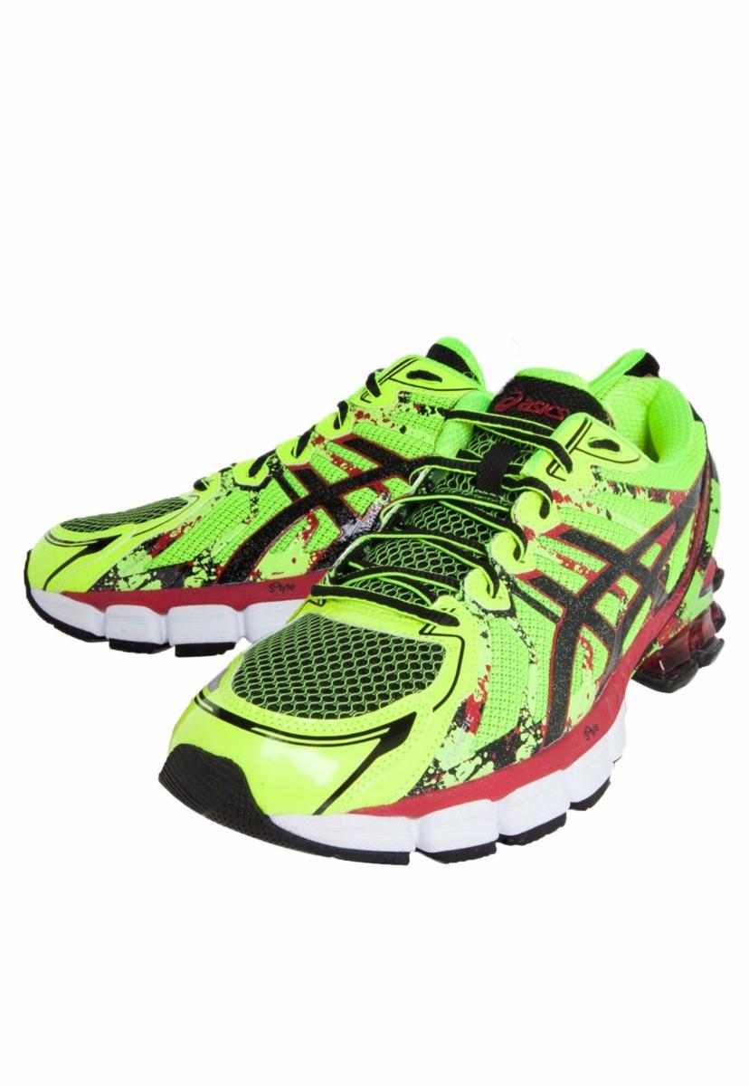 separation shoes 54993 cb556 ... store tênis asics gel sendai 2 verde n40 e o n42. carregando zoom.  37b17 3d2f9