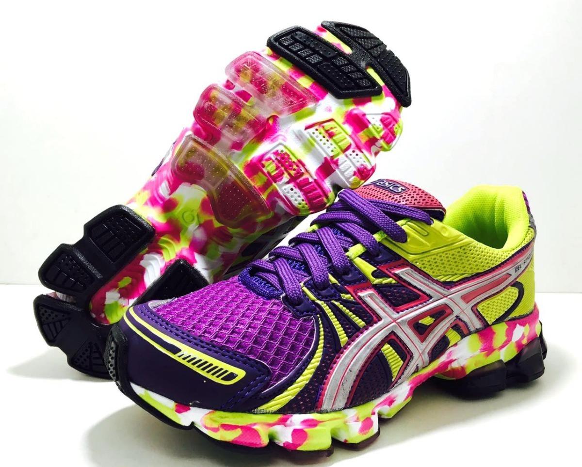 tênis asics gel sendai feminino masculino corrida caminhada. Carregando zoom . d956bec17cbbd