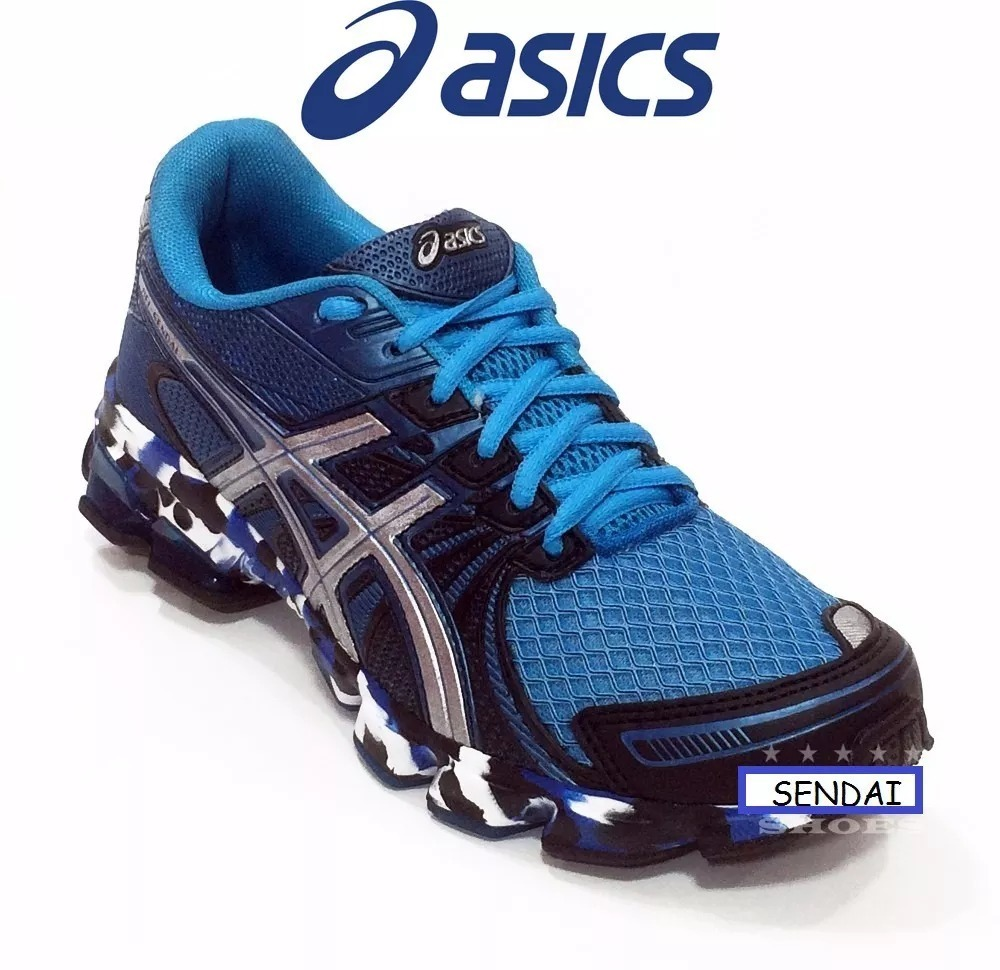 7ab435c4005ea Tênis Asics Gel Sendai Masculino Importado Promoçao 20% Off - R$ 119 ...