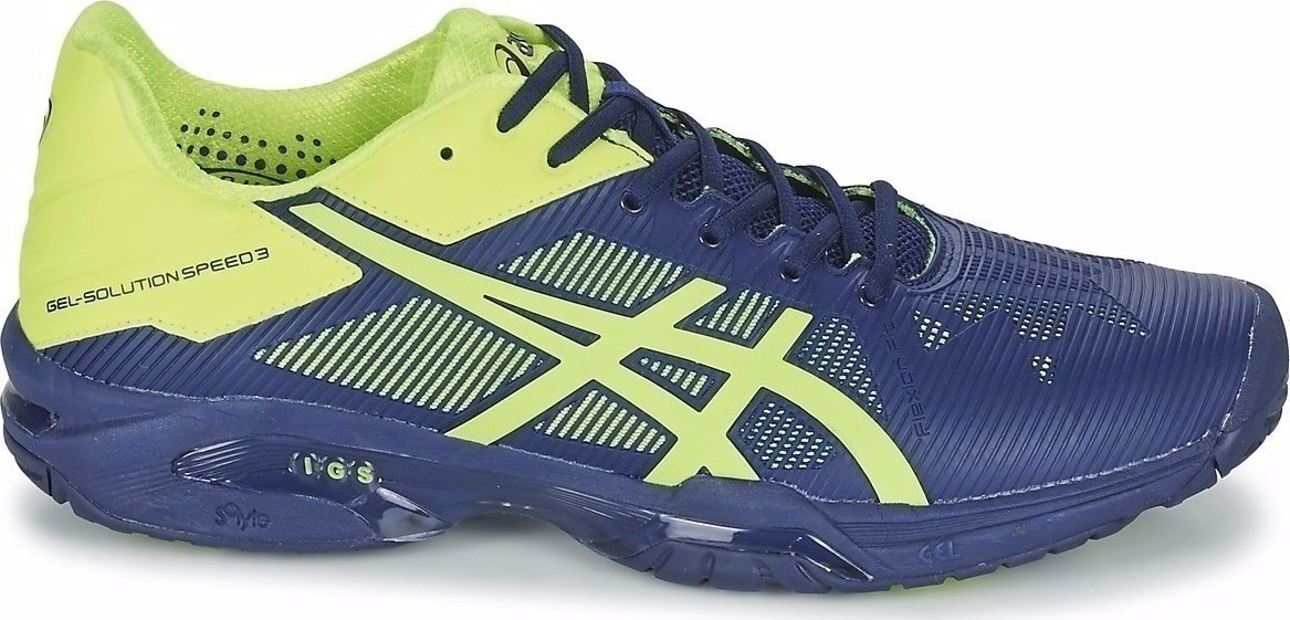 72124b175e3 tênis asics gel solution speed 3 alta perfor. todos os pisos. Carregando  zoom.
