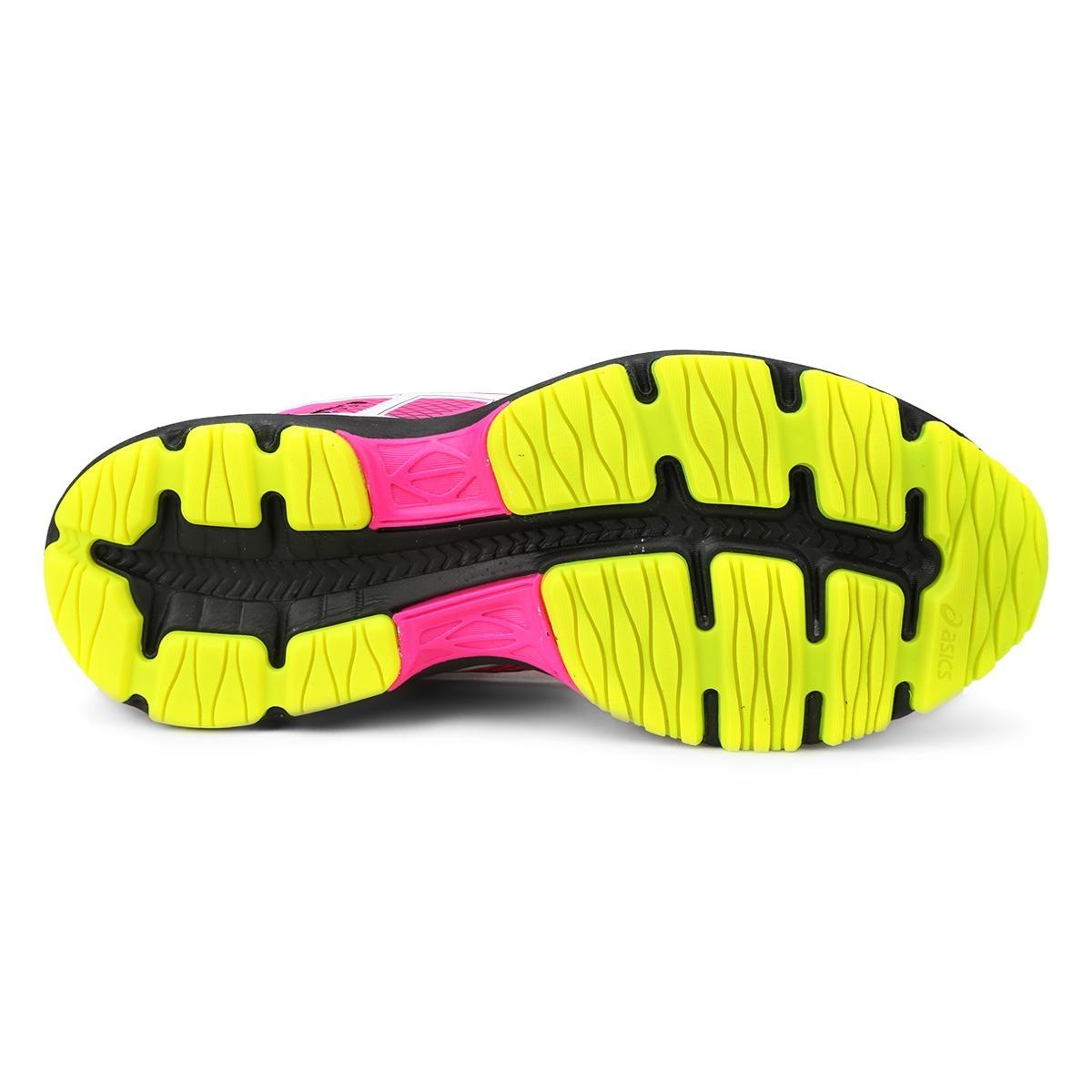 tênis asics gel spree feminino - pink e branco - original. Carregando zoom. 77997e2a1a4fe