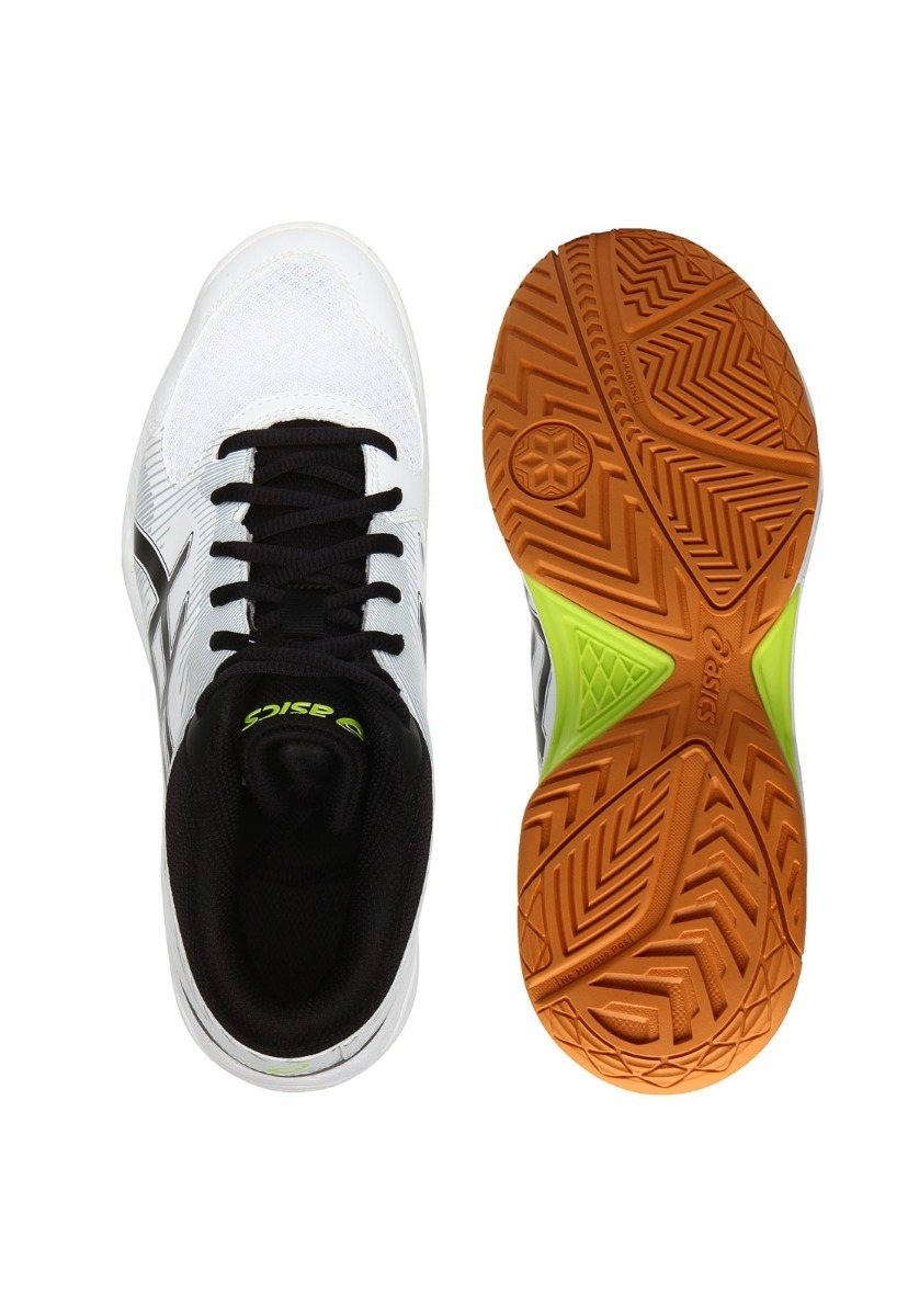 d25eae5dee4b6 tênis asics gel task mt branco e preto masculino. Carregando zoom.