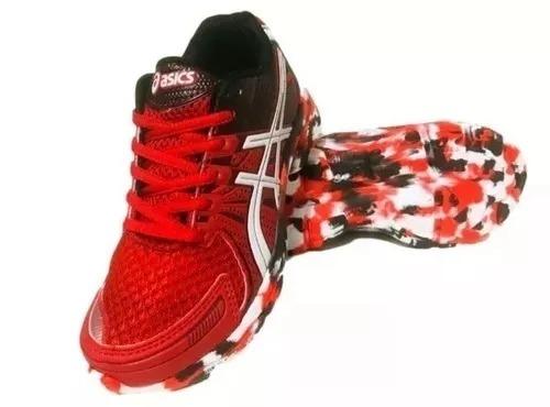 8978c5ed2df9b Tênis Asics Infantil Promoção Masculino E Feminino Envio Im - R$ 54 ...