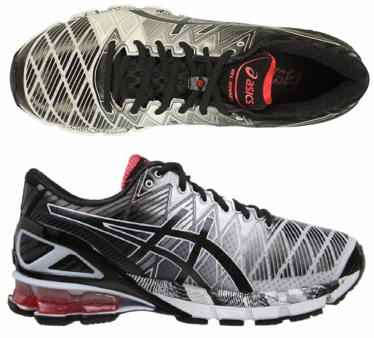 d15c223e7204fe tênis asics kinsei 5 gel running masculino cinza e preto. Carregando zoom.