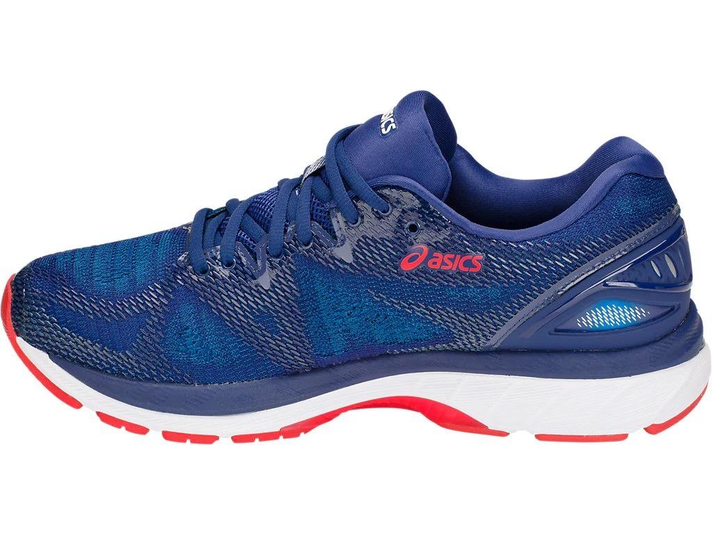 4b0b0dc392a Tênis Asics Gel Nimbus 20 Masculino Azul T800n-400 Promoção - R  549 ...