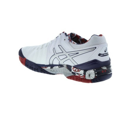 tênis asics gel resolution 7 ed. london wimbledon masculino. Carregando zoom...  tênis asics masculino 82edf817df196