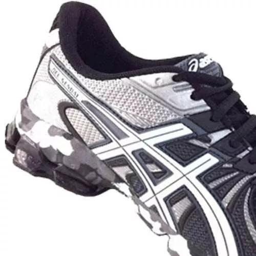 tênis asics gel sendai feminino masculino unissex preto bran · tênis asics  masculino d95c57718516d