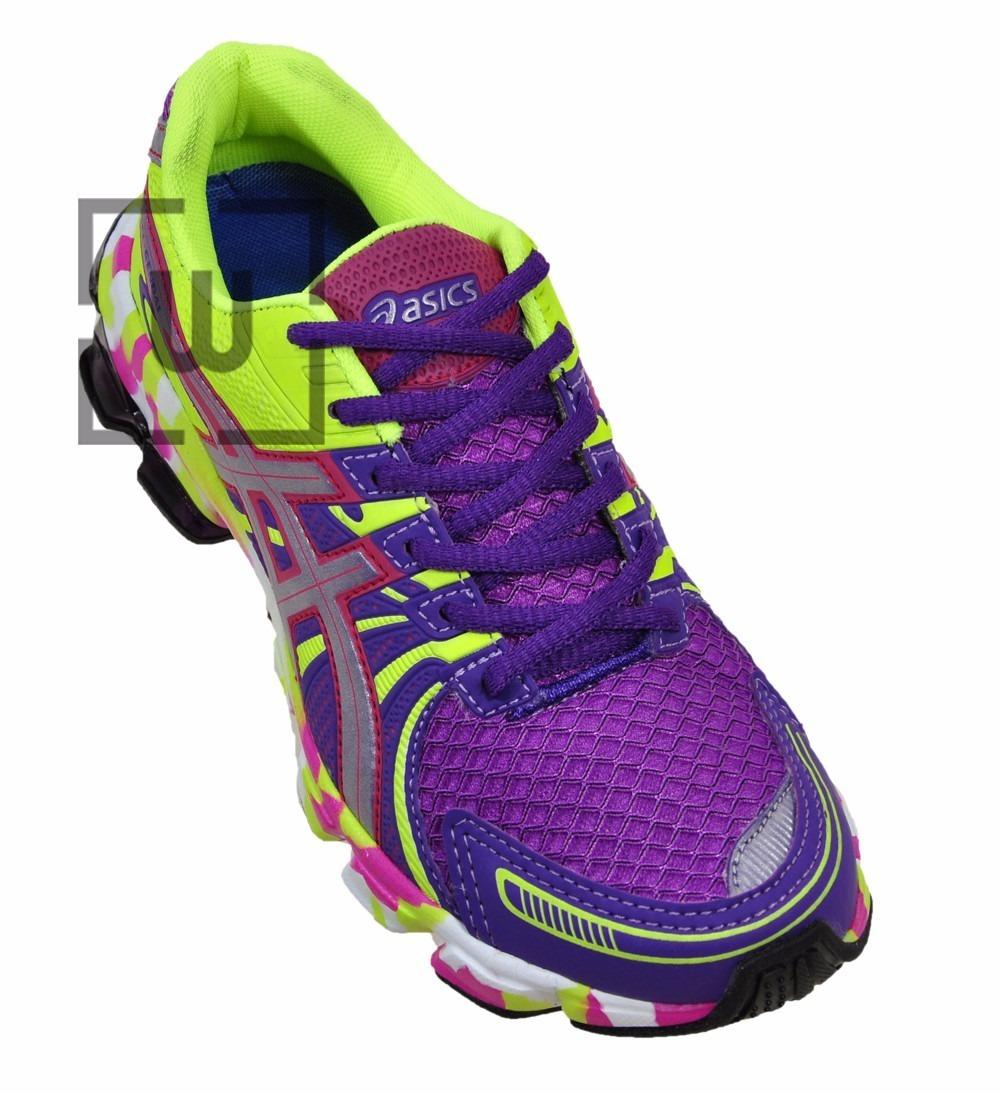 Tênis Asics Gel Sendai Feminino Masculino Corrida Caminhada. - R  62 ... fcc5edd7c9aa6