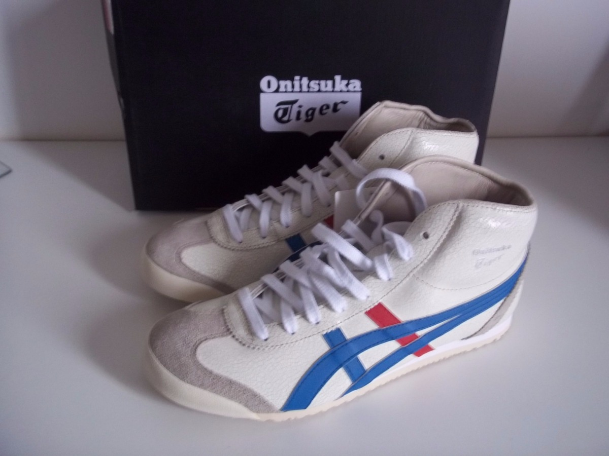 new arrival a8eb2 1635d Tênis Asics Onitsuka Tiger Mexico 66 Mid Runner