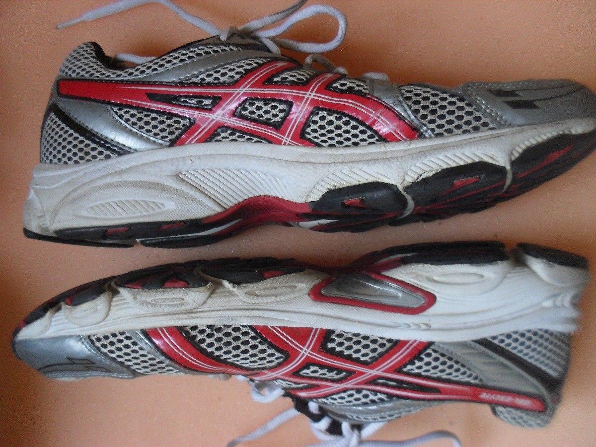 f85b086a7fc Tênis Asics Gel Excite Caminhada Running Importado Usado - R  180