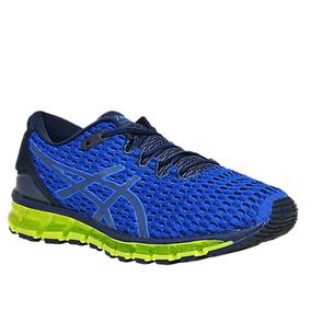 on sale b1f46 e987f Asics Gel Quantum 369 Masculino Nike - Tênis Esportivo Azul ...