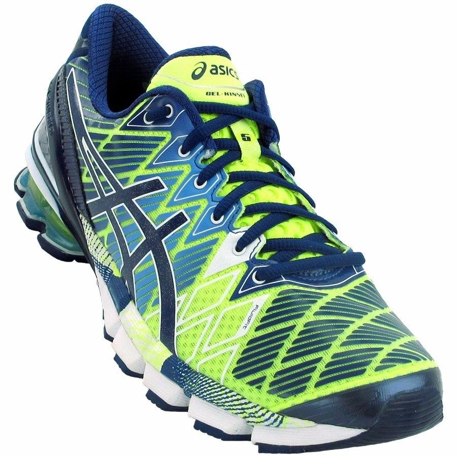 Tênis Asics Kinsei 5 Gel Running Masculino Disponível Brasil - R ... 1c00395b382ae