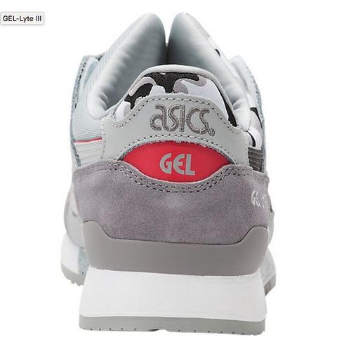 tênis asics tiger gel lyte 3 original ed limitada cnz